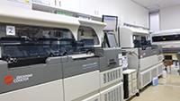 臨床化学自動分析装
