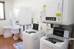 共同洗濯室