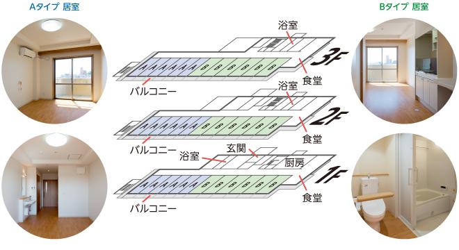 okubonosato_floor-plan